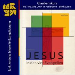 JESUS IN DEN VIER EVANGELIEN – Paderborn